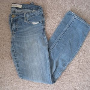 Abercrombie & Fitch Skinny Jeans - Size 2 Short